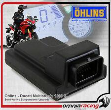 Ohlins SCU Multistrada 1200 S 10 14 Centralina Controllo Elettronico Sospensione