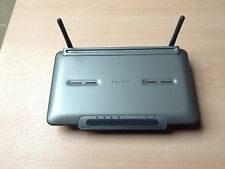 Belkin F5D9630 108Mbps 4-Port 10/100 Wireless G+MIMO ADSL Modem Router With PSU