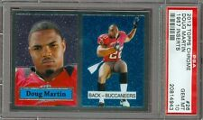 2012 Topps Chrome 1957 Inserts Doug Martin #26 PSA 10 Buccaneers ROOKIE
