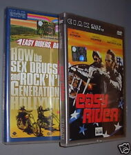 2 DVD EASY RIDER  + Documentario RACING BULLS Ciak 2005
