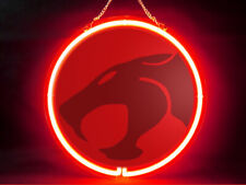 Thundercats Hub Bar Display Advertising Neon Sign