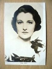 Film Actresses Postcard- ANNE GREY ''Film Weekly No.2, London''