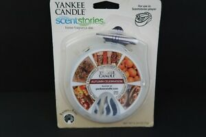Yankee Candle Favorites ScentStories Scent Stories Disc 5 Scents Refill CHOICE