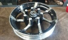 STOCK HARLEY TWIN CAM FLT 18X3.5 FRONT MAG WHEEL FOR 2009-UP TOURING