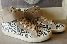Aldo Canvas Leather High Tops