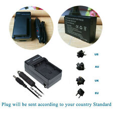 Replacement Battery and Charger for EN-EL20 MH-27 & Nikon Coolpix P1000 Camera