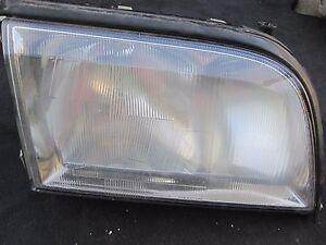 MERCEDES W140 S500 S600 S420 S320 OEM RIGHT HEADLIGHT HEAD LIGHT COMPLETE UONT