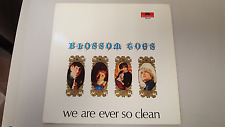 """BLOSSOM TOES """"WE ARE EVER SO CLEAN"""" ORIG GER 1967 PSYCH M-/M-"""