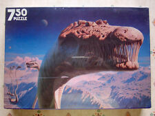 (26) Games Workshop Puzzle 1042 ALIEN Richard Clifton-Dey (neuf, 750 pièces)