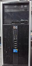 HP COMPAQ 6000 PRO SFF PC COMPUTER CORE 2 DUO 3.16GHz 8GB 250GB WINDOWS 10 PRO