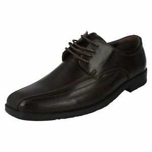 SALE Mens Malvern Brown Formal Or Casual Lace Up Shoes A2R103