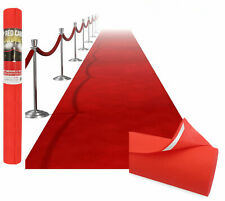 Hollywood Red Carpet 15ft 4.6m VIP Floor Runner Awards Oscars Wedding Party