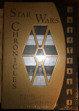 More details for star wars chronicles 1997 hardback book. unopened. mint condition