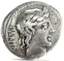 antica ROMA Repubblicana (VIBIA) Denarivs