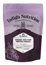 Organic Chia Seed Protein Powder - 250g - Indigo Herbs