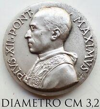 Medaglia Pio XII Pontefice Max 1939 - 1958