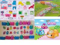 McDonald's 2019, 2018 & 2015 SHOPKINS - Choose your toy - A LOT OF DESIGNS