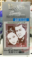 Bigen Speedy Japan Hair Dye Hair Color Conditioner Dark Brown No 883.