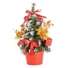 Christmas tree Xmas Tabletops Decoration Festival Miniature tree Oranaments Gift