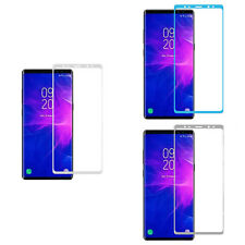 Samsung Galaxy Note 9 Note 8 FULL Coverage Screen Tempered Glass Protector Guard