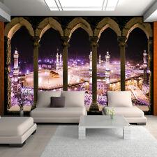 FOTO POSTER TAPETE FOTOTAPETE MOSCHEE ISLAM MEKKA KAABA ISLAMISCHE 3FX3335P8