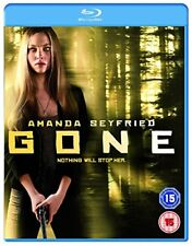 Gone [Blu-ray] [DVD][Region 2]