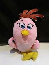 "15"" Pink Angry Birds Plush Toy Stuffed Animal Brand, Toy Factory"