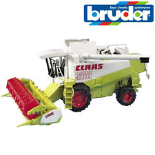 Bruder Toys 02120 CLAAS LEXION 480 Combine Harvester 1:20 Scale Toy Model