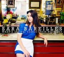 Sara Bareilles - Whats Inside Songs From Waitress 12 Tracks UNPLAYED CD 2015