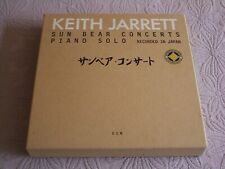 Keith Jarrett - Sun Bear Concerts / 10x LP-Boxset + 20 Page Booklet / as new !