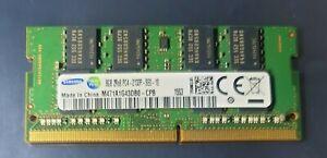 Samsung PC4-17000 PC4 2133P 8GB 1X8GB DDR4 2RX8 2133MHz 260pin Laptop Memory