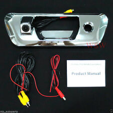 CHROME TAILGATE BOWL WITH CAMERA FOR NISSAN FRONTIER NAVARA NP300 D23 2015-ON 16