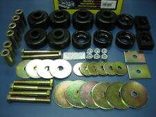 Body Mount Bushing Kit Set Cushion Ford Extended Cab Truck Pickup Frame 44114