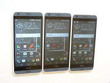 Lot of 3 HTC Desire 530 16GB T-Mobile Smartphones GSM AS-IS