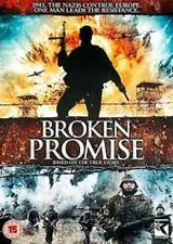 Broken Promise (DVD, 2012) NEW AND SEALED