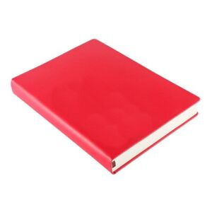 Super Thick Sketchbook Notebook 330 Sheet Blank Pages Leather Soft Cover Journal