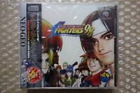 Brand New The King of Fighters 98 + Calendar Neo Geo CD SNK Japan