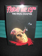 Jason Friday the 13th - The Final Chapter / Action Figur / Neca