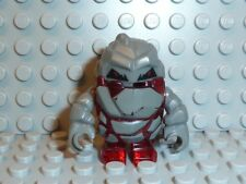LEGO® Power Miners Figur Monster Meltrox rot 8961 8956 Troll Höhle Rock F357