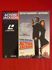 Laserdisc Action Jackson  / PAL / deutsch