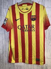 Chicos edad 12-13 años-Barcelona Camiseta de fútbol