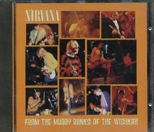 CD NIRVANA FROM THE MUDDY BANKS OD THE WHISKAH 17T