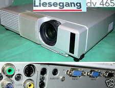VIDEOPROIETTORE LIESEGANG DV 465 Digital 3 LCD Projector proiettore multimediale 219 dt00671
