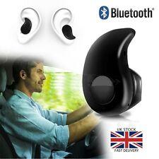 UK Mini Wireless Bluetooth 4.0 Stereo In-ear Headset Earphone for Samsung iPhone