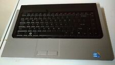 "Original Dell Studio 1558 15.6"" Laptop palmrest w/ Keyboard and touchpad"