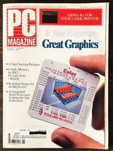 PC Magazine - March 15, 1988, Vol. 7, No. 5