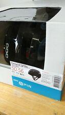 --POC Octal X SPIN Helmet - Uranium Black, Small - FREE SHIPPING!