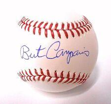 Bert Campaneris Signed Autograph Auto Baseball Ball 3x World Series Champion A's