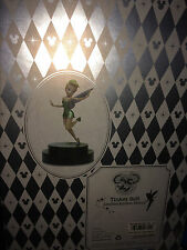 Disney Store 25th ANNY Peter Pan TINKER BELL LIMITED OF 2500 STATUE! NEW IN BOX!