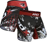 RDX MMA Shorts Grappling Short Muay Thai Cage Kick Boxing Gym Wear Fight AU